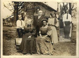 Jessie Latham & Family