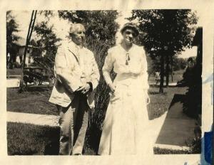 F.S. Latham & Jessie Swayne Latham