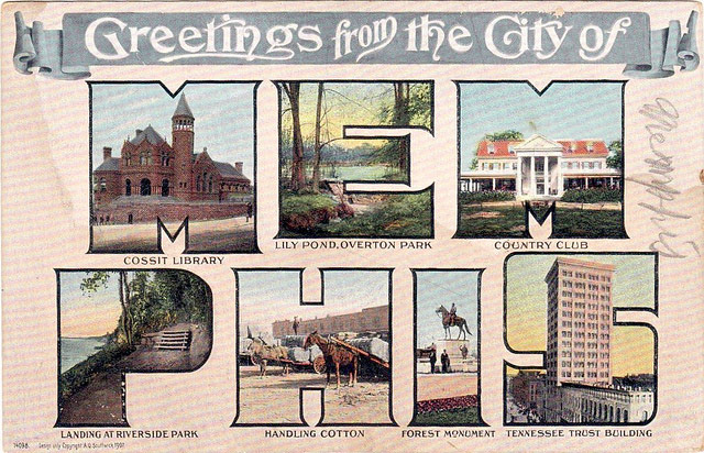 Memphis 1907