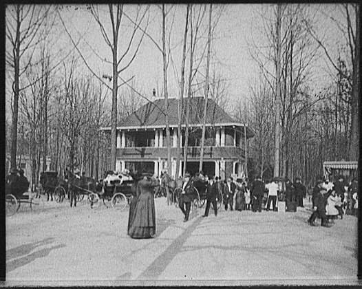 Overton Park 1910