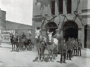 Engine House 1, c.1900