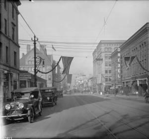Drexel Hotel, Denver, 1910-20