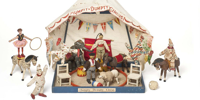 Humpty Dumpty Circus 1905