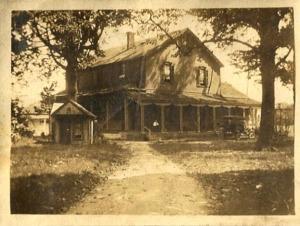 Porter-Swayne home (Jessie's home)