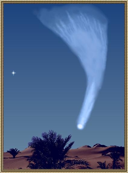 comet-1910artists rendering