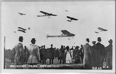 Aviation Meet April 6 10 1910 Memphis Fairgrounds 100