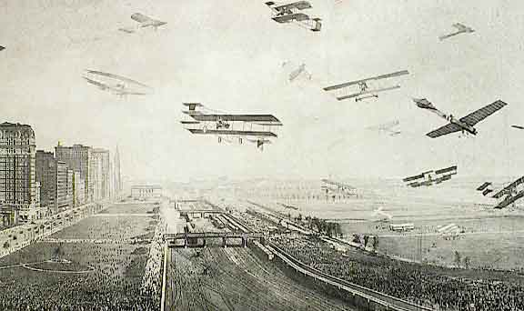 Chicago Aviation Meet 1911