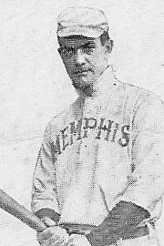 Merle Whitey, 1910 Memphis Turtles