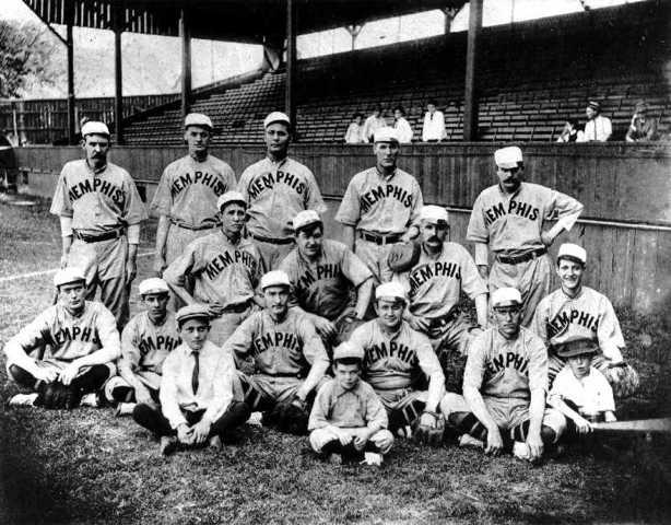 Russwood Park, Memphis. c.1915