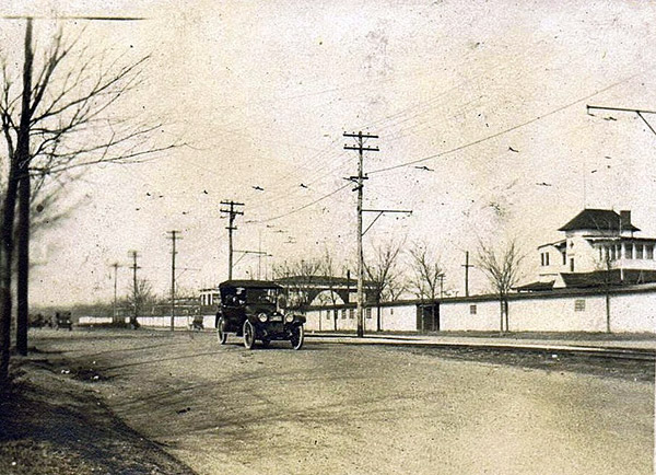 Speedway, Memphis c.1910. George Whitworth Collection.