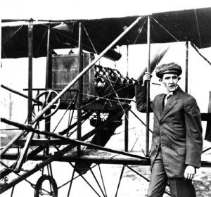 Charles K. Hamilton c1910