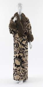 Paul Poiret coat 1911