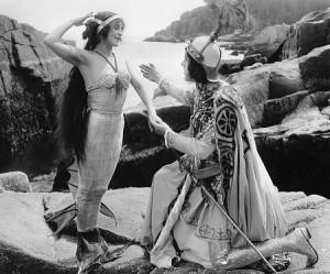 The Mermaid, Annette Kellerman 1911