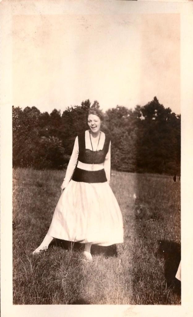 Jessie, summer 1911