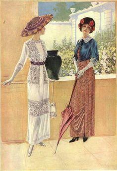 1912 fashion plate