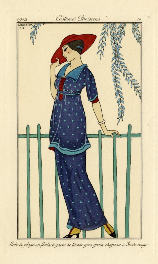 Journal des dames, 1912