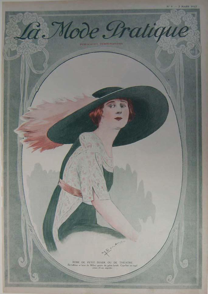 La Mode Practique, Mars 1912