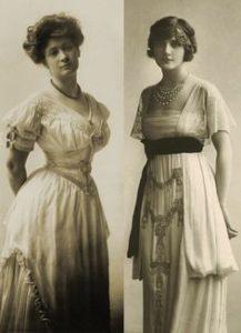 Two unknown women c.1912