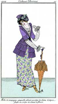 Country dress 1912