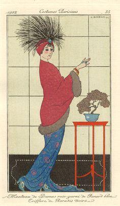 Georges Barbier, 1912