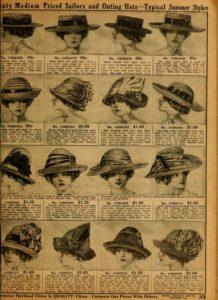 fr. Sears Catalog 1912
