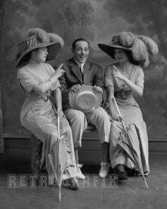 Vaudeville c.1910, You Naughty boy!
